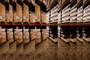 tipos de existencias en un almacén