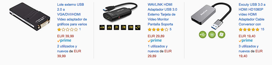 tecnología amazon plugable