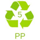 plasticos pp