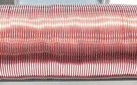 Uso eléctrico del cobre