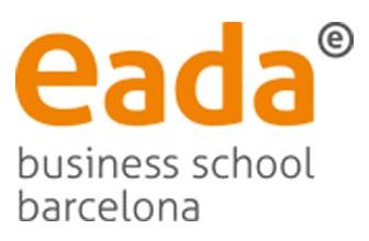 Máster en Dirección de Operaciones y Supply Chain Management de EADA