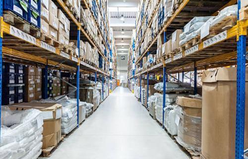 Administrar múltiples almacenes