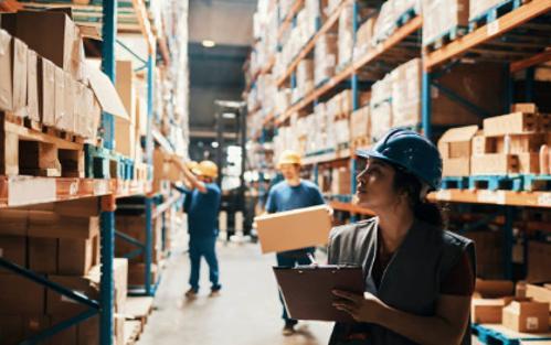 productividad en el sistema de gestión de almacen