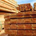 para qué sirve la madera