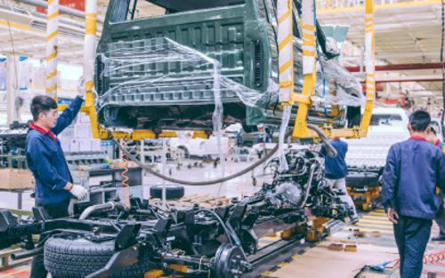 Procesos de manufactura industrial