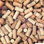 Tipos de corcho para tapar botellas