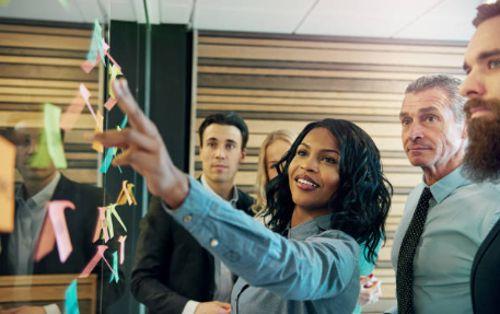 la dirección en administración de empresas