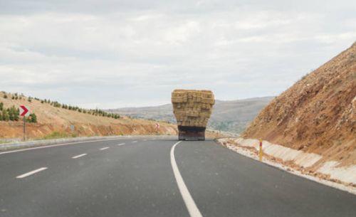 transporte con mercancía peligrosa+