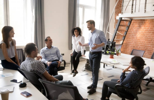 valores de una empresa, liderazgo