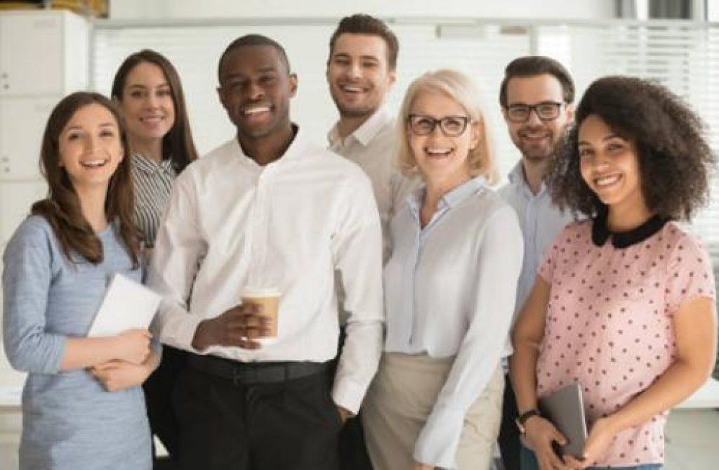 Organización en recursos humanos