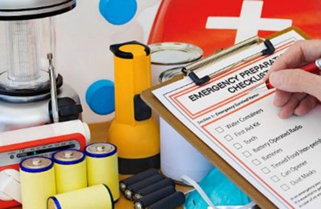 Plan de emergencia - Paso a paso