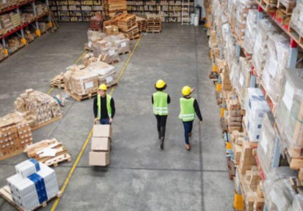 gestión logística comercial