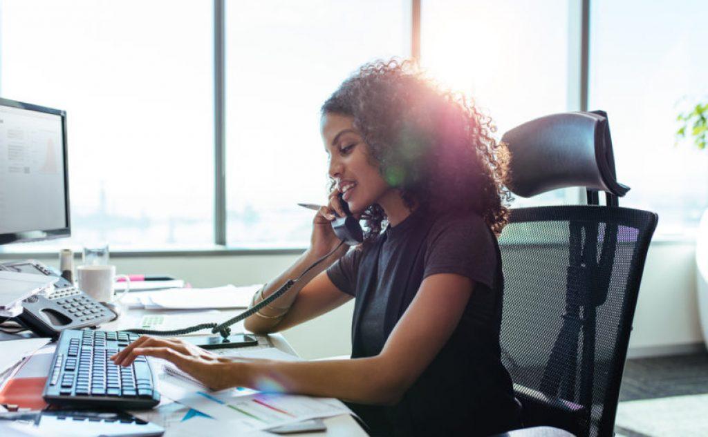 administrar tareas del empleado online