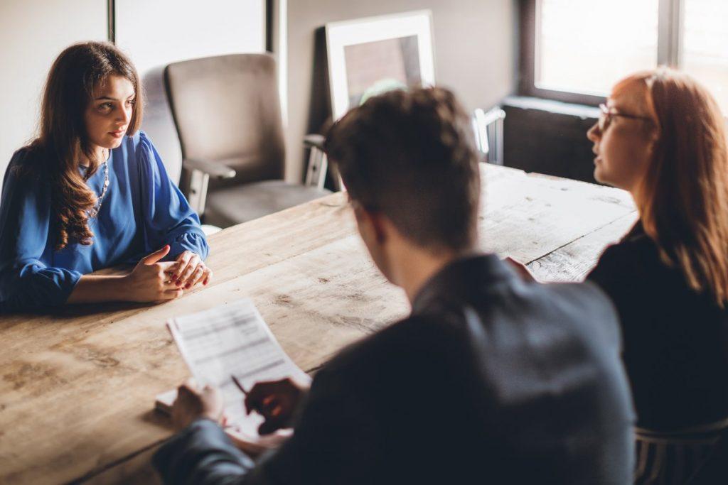 preparación de preguntas en entrevista