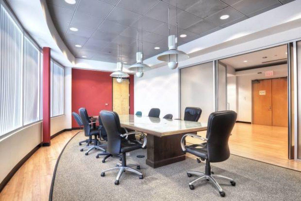 espacio de trabajo tipo gabinete