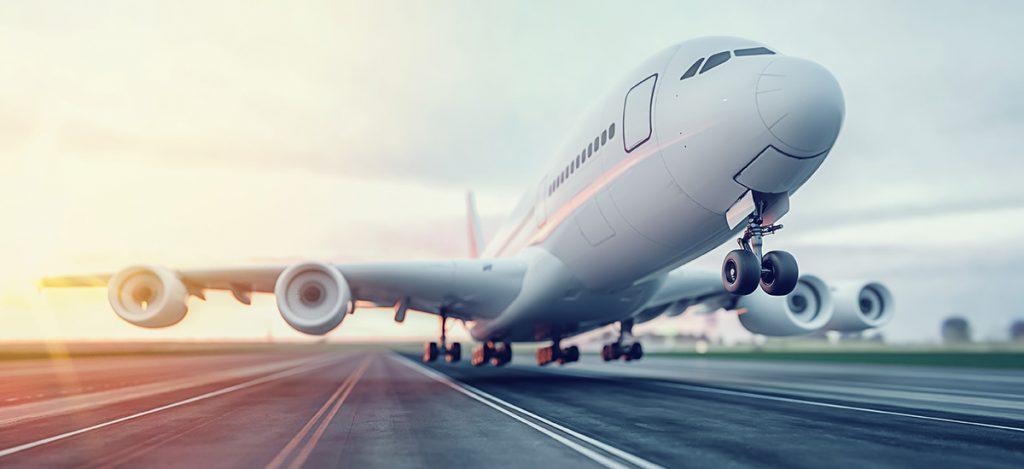 fumigar en aviones