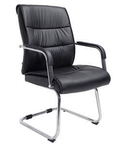 silla sin ruedas de escritorio modelo cantilever sievert