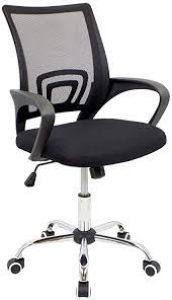 silla ergonomica oficina cash office