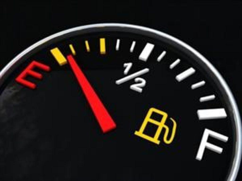 aumento del gasto combustible