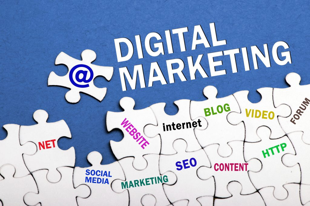 servicios ofertados por las agencias de marketing
