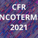 CFR incoterms 2021