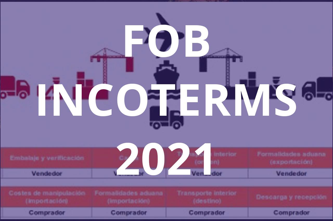 FOB INCOTERM 2021