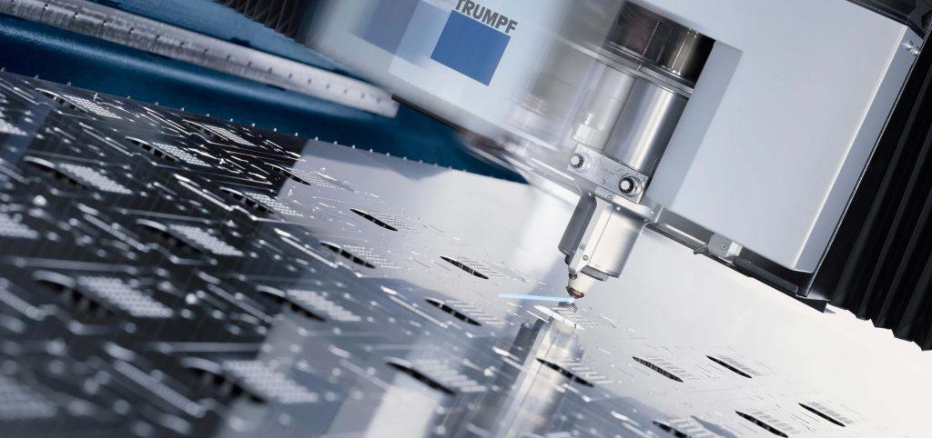 Como funciona el corte por laser