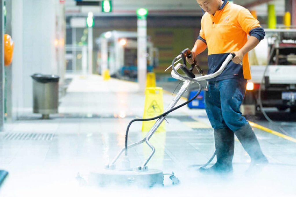 riesgos laborales en la limpieza de fabricas