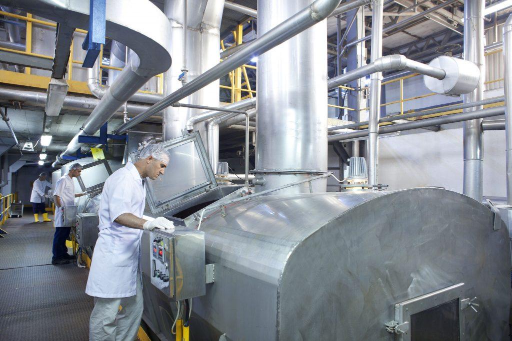 contaminantes en el campo de la higiene industrial