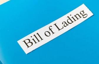 Funciones del Bill Of Lading o Conocimiento de embarque