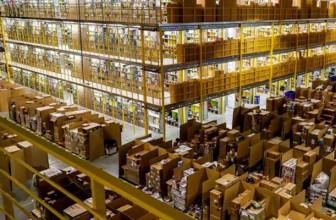 El reto que plantea los marketplaces como Amazon para los almacenes logísticos