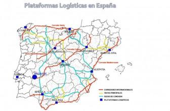 Núcleos de distribución y transporte: Plataformas Logísticas