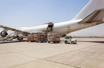 Aviones de carga para transporte aéreo
