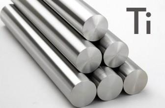 El titanio: uno de los metales más duros. Características y propiedades