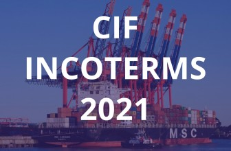 CIF Incoterms 2021