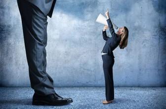 Problemas de discriminación laboral de la mujer