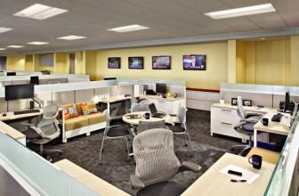 Diseños de oficina: ¿espacio abierto, gabinete o mixto?