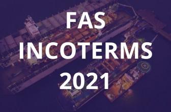 Incoterms FAS 2021
