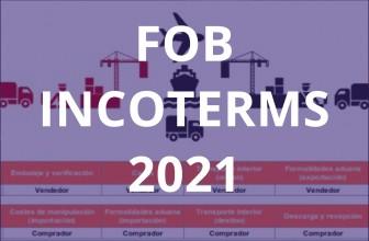 FOB inconterms 2021