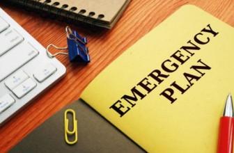 Cómo hacer plan de emergencia