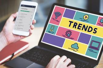 10 tendencias de marketing en Internet en 2021