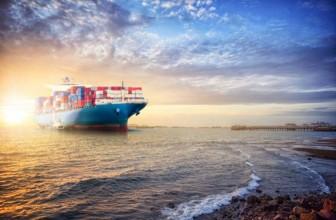 Rol del transporte marítimo en la logística