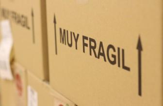 Transporte de carga frágil: todo lo que debes saber