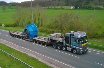 ¿Qué es el transporte de mercancías especiales?